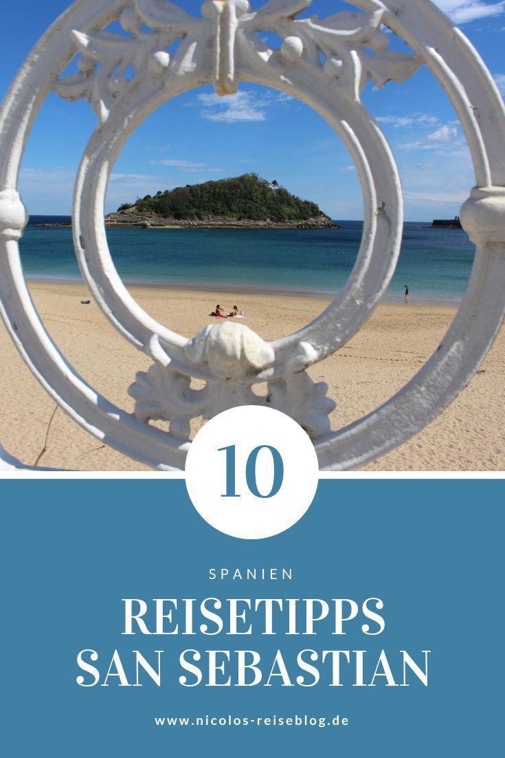 Top 10 San Sebastian Sehenswurdigkeiten Reisen Reisetipps Und
