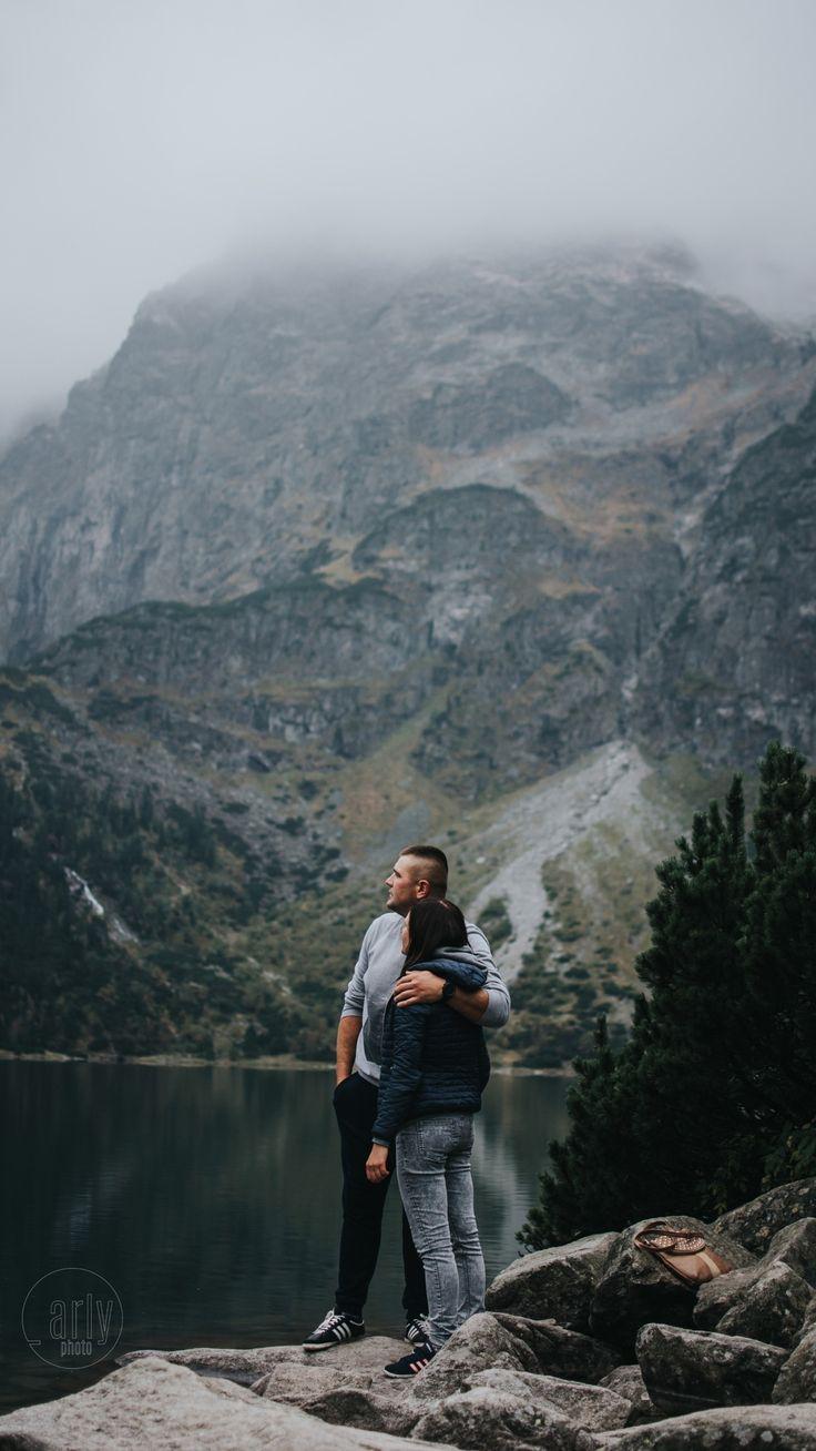 Couple - Tatra mautains <3