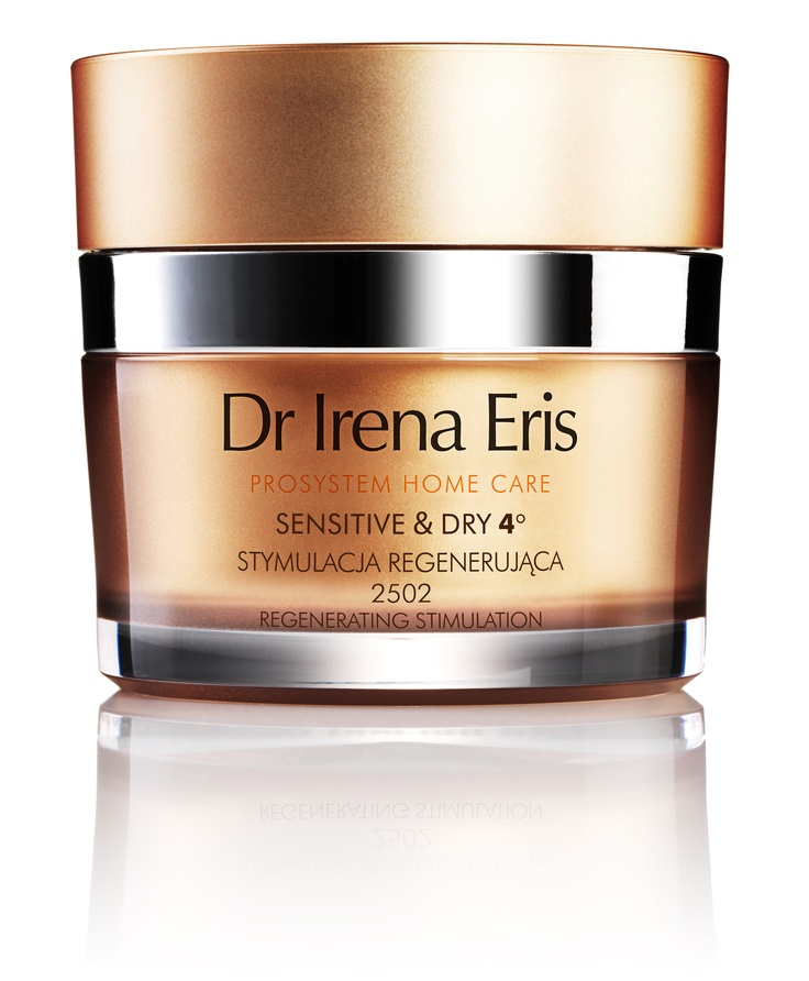 PHC 2502 SENSITIVE & DRY REGENERATING STIMULATION Night face cream available for purchase in Dr Irena Eris Cosmetic Institutes