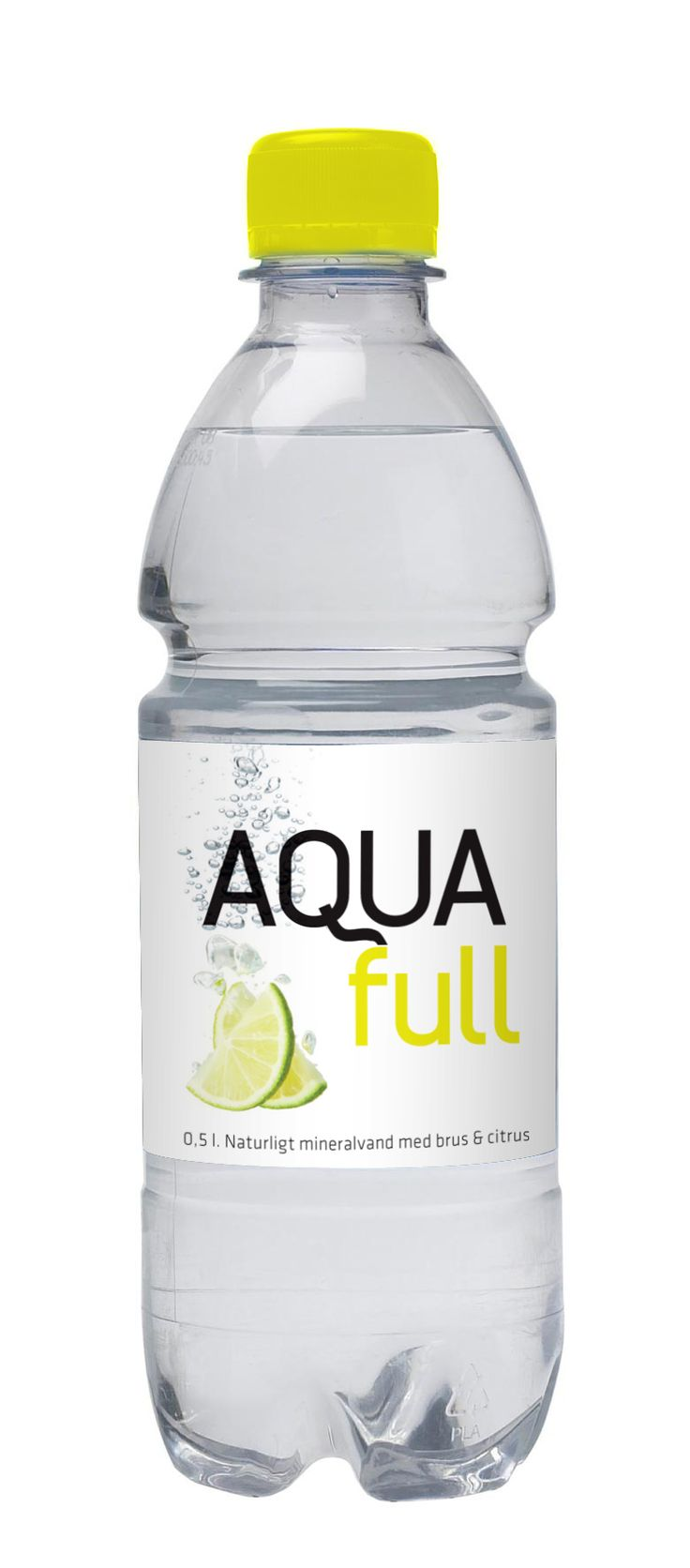 Water packaging and name - Aquafull