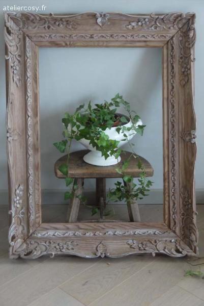 cadre photo vintage pas cher. Black Bedroom Furniture Sets. Home Design Ideas