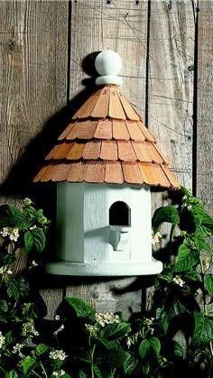 Casas de Pássaros - Birds Houses - Gosto Disto!