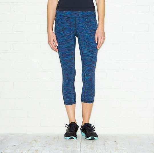 The Lucy Perfect Core Capris ($98) really do live up to their name. They've got just the right amount of compression for your workout, without feeling like you're trying to Down Dog in Spanx.