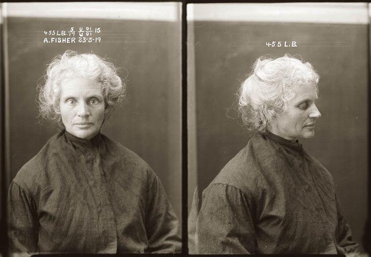 Alice Fisher (c.1919) Convicted of larceny.
