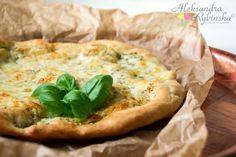 Najlepsze ciasto na pizzę/the best pizza dough