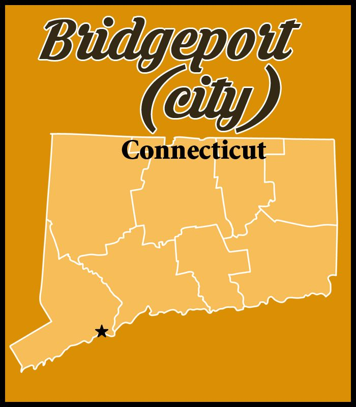 Bridgeport is the most populous city in the state of Connecticut. Located in Fairfield County on the Pequonnock River and Long Island Sound, the city had a population of 144,229 in the 2010 United States Census and is the core of the Greater Bridgeport area. #SEO #WebDesign #Marketing