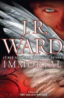 INMORTAL - J. R . Ward (Saga Ángeles Caídos) #saga #imortal #immortal #español #pdf #online #literatura #libros #leer #adulto #novela #universal #google #pinterest #jimheron #devina #adrian #colin #nigel