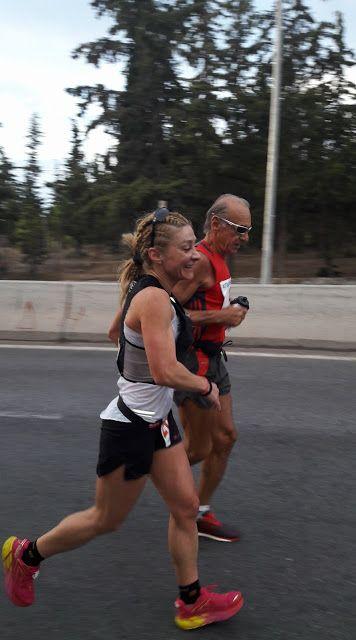 Μαντά Γεωργία 1η για τις Ελληνίδες το 2017 η 40χρονη καταλαμβάνοντας την 65η θέση  30 ώρες 57΄ 01΄΄ Χρόνος ρεκόρ όλων των εποχών για τις Ελληνίδες