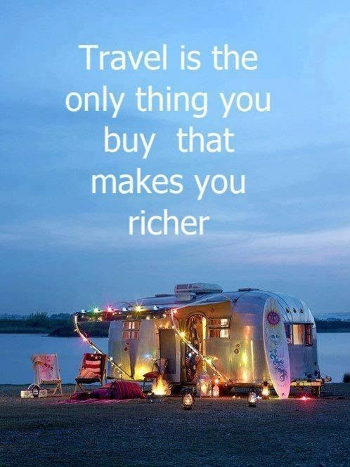What makes us rich