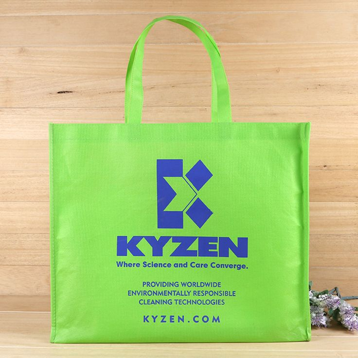 500pcs/lot W40xH30xD10cm PP Polypropylene non-woven bags for shopping customized logo printed promotional bag