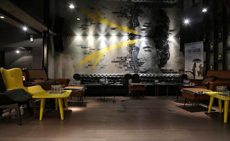 Mexil Design Bar Club Baraonda Athens #mexil #bar #club #athens