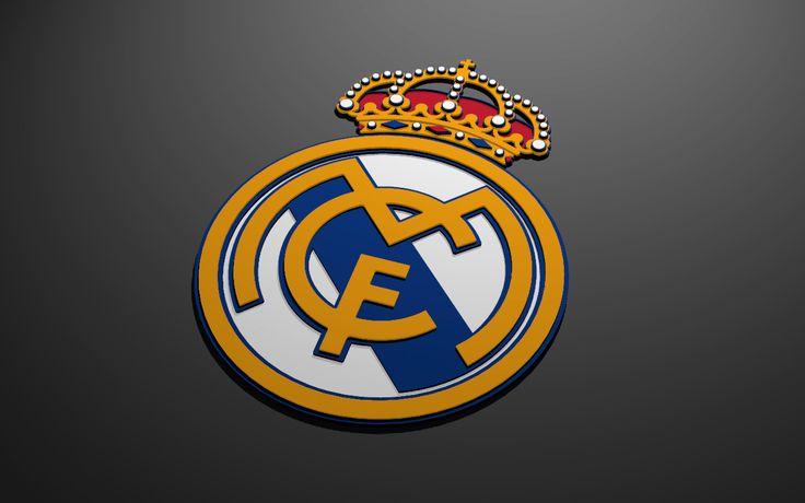 Real Madrid Logo HD Wallpaper