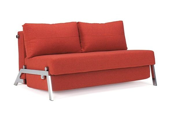 Compact, Cute And Comfy...the Cubed 140 Sofa Bed With Pocket Sprung