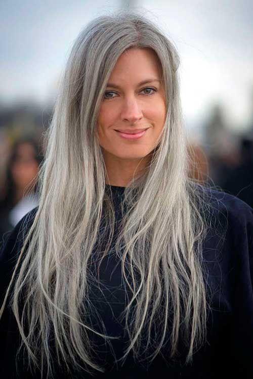 Aprenda a cuidar ou deixar seus cabelos brancos. #brancos #grisalhos #comocuidar http://salaovirtual.org/cabelos-brancos/