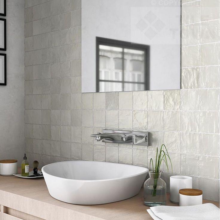 80 best Bathroom Tiles images on Pinterest | Bathroom wall tiles ...