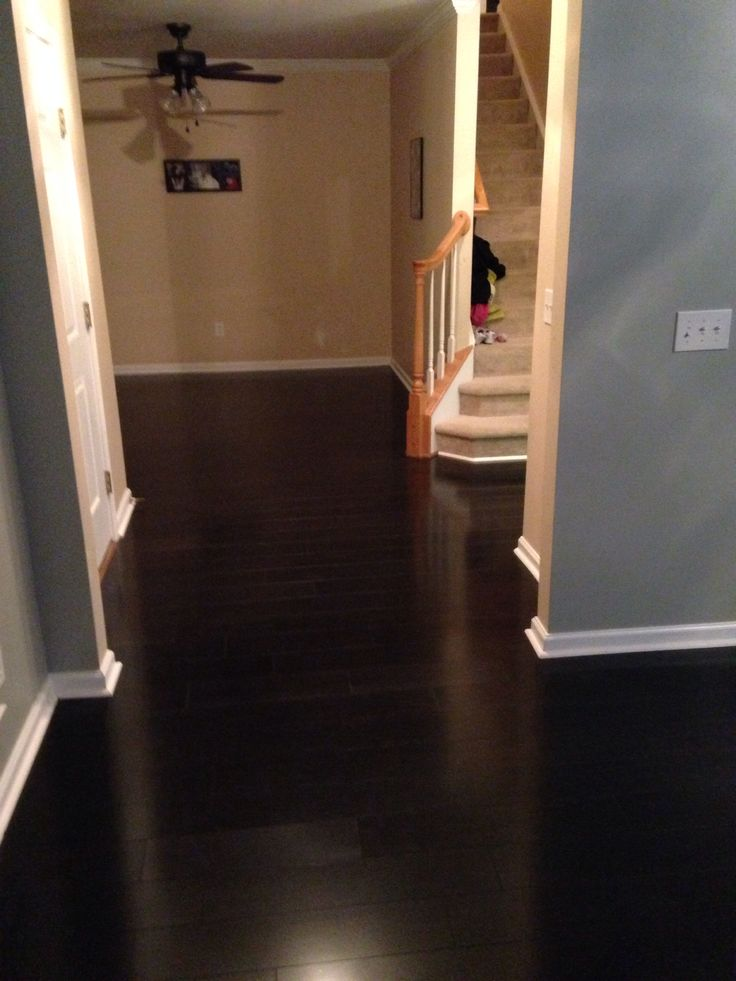 Laminate Flooring Chimney Rock Charcoal Lumber