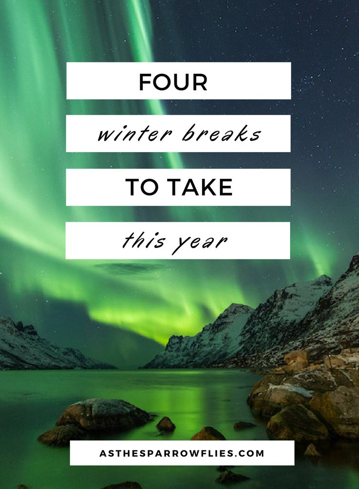 Winter Holidays | Snow Breaks | Northern Lights | Christmas Markets | Norway | Iceland | Snowshoeing via @SamRSparrow
