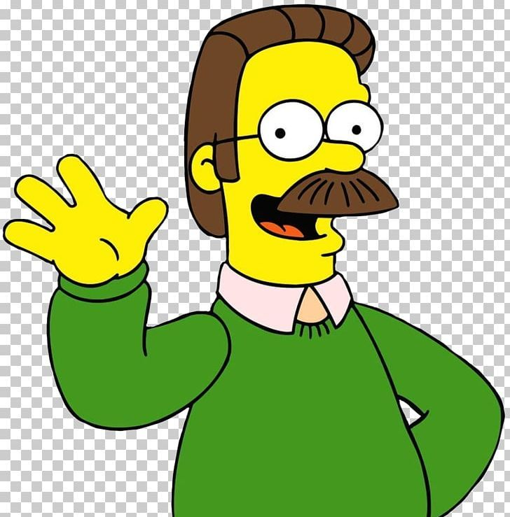Ned Flanders The Simpsons Tapped Out Homer Simpson Waylon Smithers Principal Skinner Png Artwork Beak Bird Char Ned Flanders Simpsons Tattoo The Simpsons