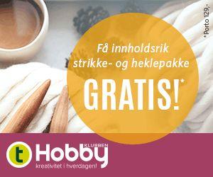 Dagens gratisoppskrift: Varme tovavotter | Strikkeoppskrift.com