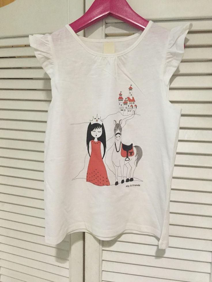 Un favorito personal de mi tienda Etsy https://www.etsy.com/es/listing/276670788/camiseta-nina-100-algodon-organico