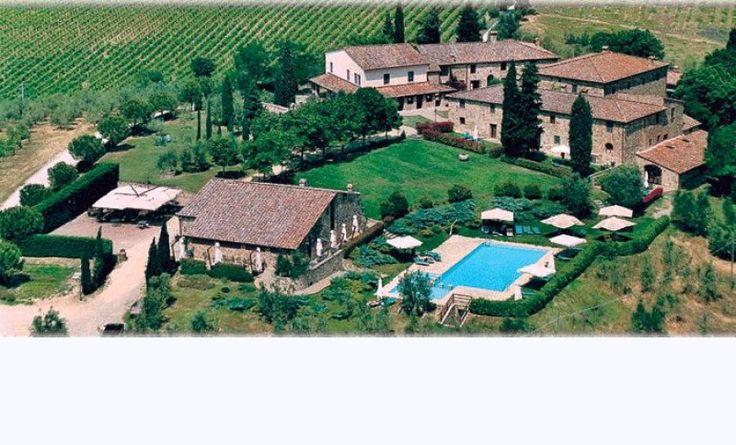 Relais Riserva di Fizzano - Siena