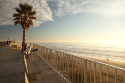 One of our favorite spots.  Carlsbad, California