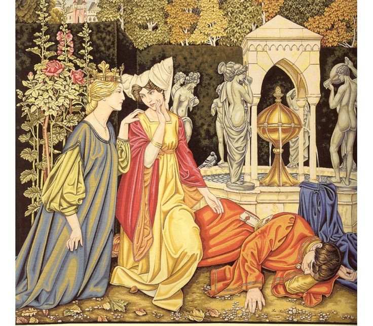 40 best flemish tapestry wall hangings images on Pinterest ...
