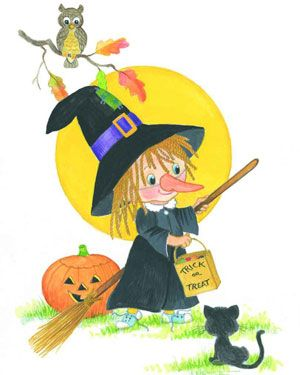 68 best Brujitas images on Pinterest  Drawings Halloween witches