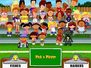 the first backyard football game first video game i ever had i am