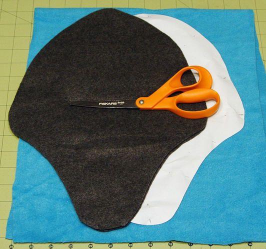 Winter Fleece Hat Kids Amp Baby Fiskars Other Sewing