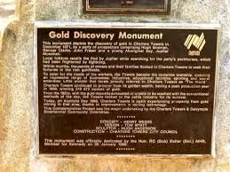 Gold Discovery Monument