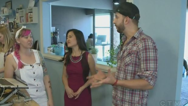 Ticket to Korea. Lois Lee chats with Canadian YouTube stars Simon and Martina.