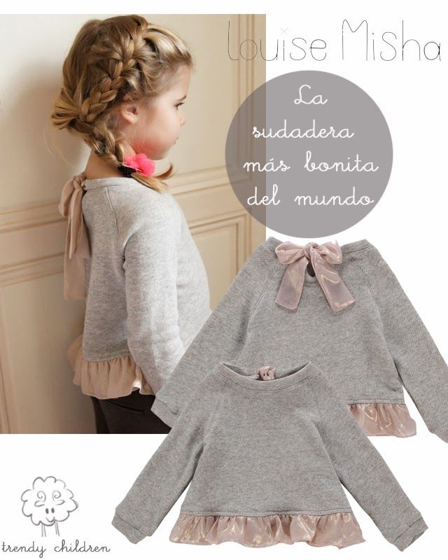 moda infantil trendy children