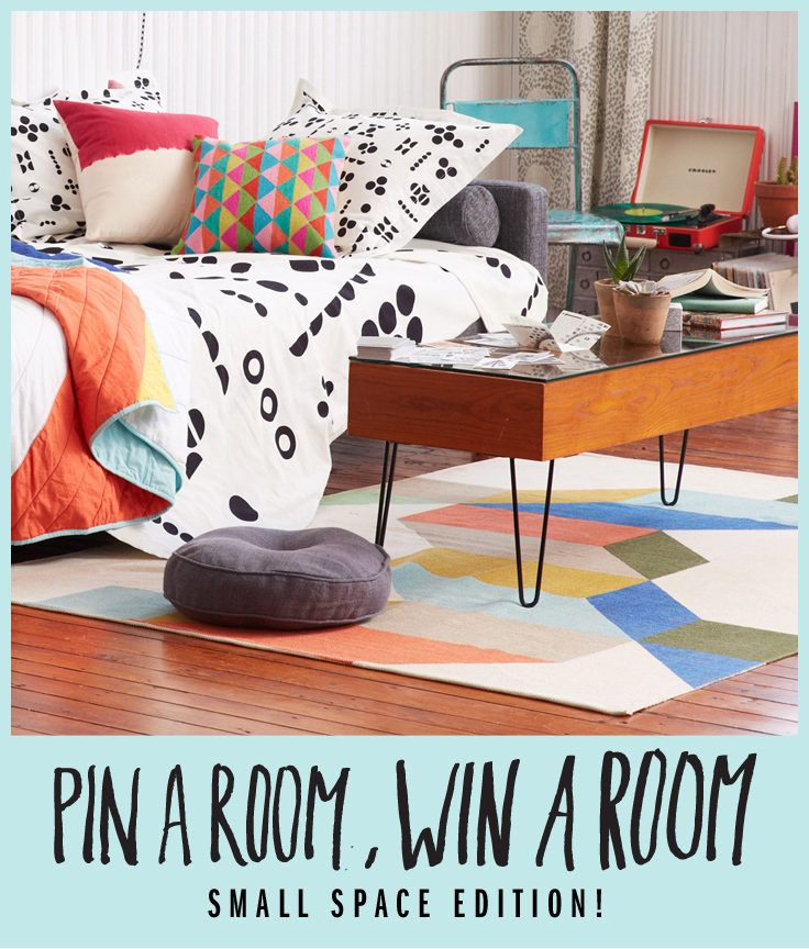 Pin A Room Contest - Urban Outfitters - Blog