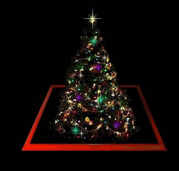 Moving Animated Christmas Tree   Blinking Christmas Tree Gif Click this link--> christmas