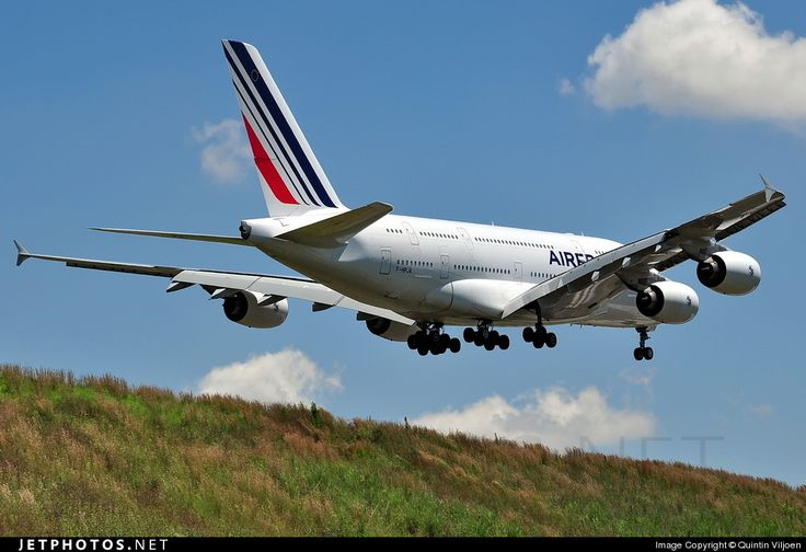 Photo of F-HPJA Airbus A380-861 by Quintin Viljoen