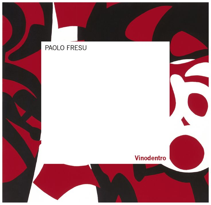 Tukmusic - CD + video VINODENTRO - Paolo Fresu - cover design