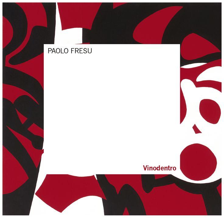 Tukmusic - CD + video VINODENTRO - Paolo Fresu - cover design