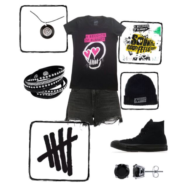 5sos Concert Outfit