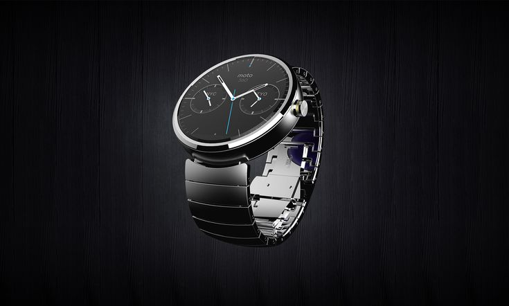 Moto 360, Android Wear se materializa en un elegante reloj de Motorola