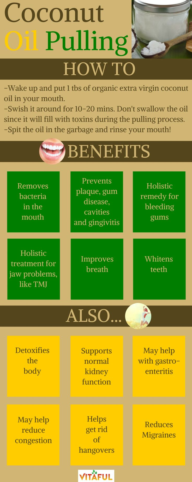 what is coconut oil pulling about how to and benefits