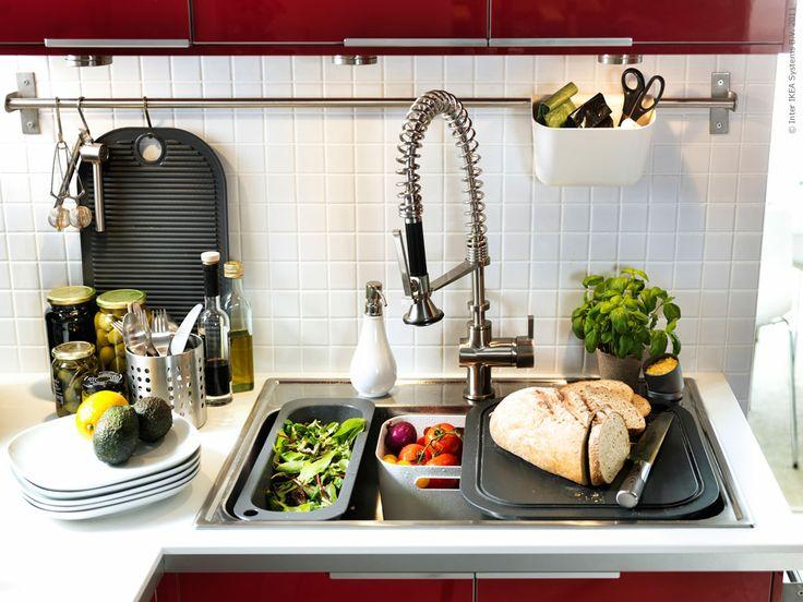 Mer plats i köket