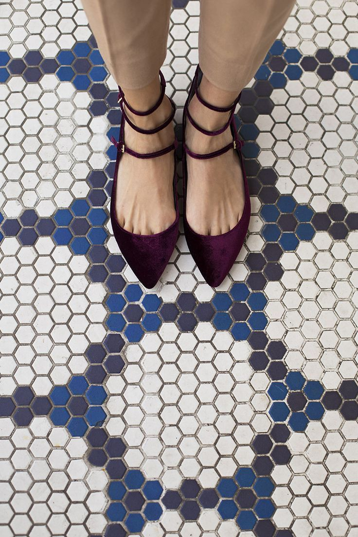 Closed toed shoes are a must for an interview - but they don't have to be boring! #career #style