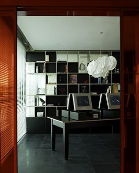 citizenM Hotel Amsterdam Airport, Schiphol, Lobby