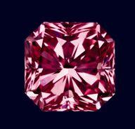 Argyle Pink Diamonds // Rohan Jewellery // Select Argyle Atelier // SIREN // 1.32ct Square Radiant Cut Fancy Vivid Purplish Pink