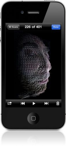 Trimensional - 3D Scanner for iPhone 4