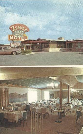 Zeno S Motel And Steak House Rolla