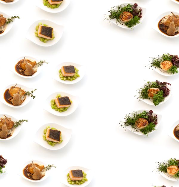 #Scallop #Entree #Salmon #Lachs #Jakobsmuschel  #FineFood #Essgobar #Catering #StefanSchüller #Zurich #Switzerland #Foodies #BestTaste #StarChef #SchlossSihlberg #BusinessEvents #FlyingDinner