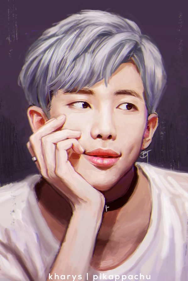 BTS Happy birthday Rap Monster ♥♥♥