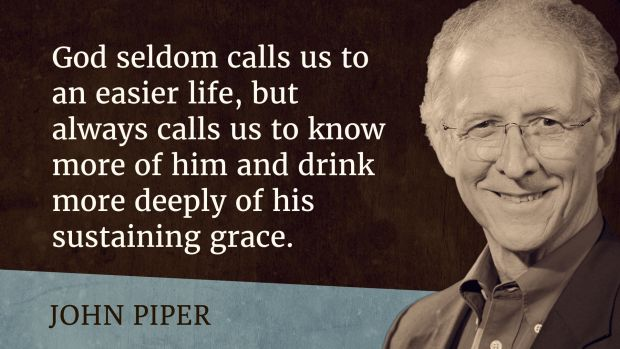 38 John Piper Quotes on the Life Not Wasted | LogosTalk